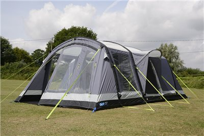 K&a Bergen 4 Air Pro Tent 2018 - Click to view a larger image  sc 1 st  C&ing World & Kampa Bergen 4 Air Pro Tent 2018 | CampingWorld.co.uk