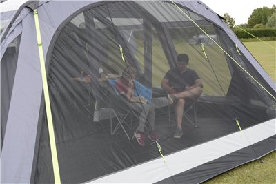 Kampa Dometic Bergen 4 Mesh Vestibule 2019  - Click to view a larger image