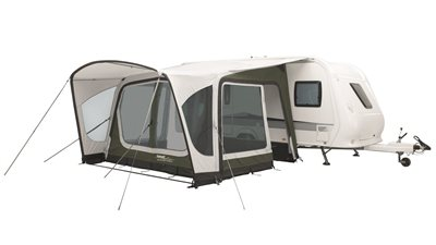 Outwell Amber 350SA Caravan Awning 2018  - Click to view a larger image
