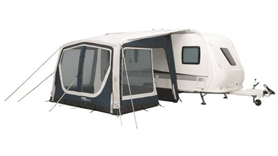 Outwell Tide 320SA Caravan Awning 2018  - Click to view a larger image