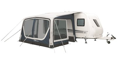 Outwell Tide 380SA Caravan Awning 2018  - Click to view a larger image