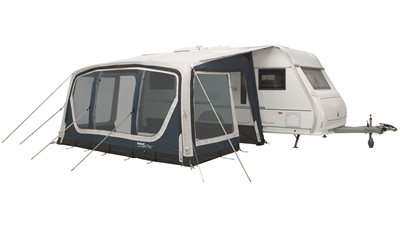 Outwell Tide 440SA Caravan Awning 2018  - Click to view a larger image