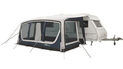 Outwell Tide 500SA Caravan Awning 2018  - Click to view a larger image