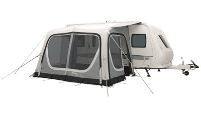 Outwell Pebble 360A Caravan Awning 2018  - Click to view a larger image