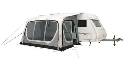 Outwell Pebble 420A Caravan Awning 2018  - Click to view a larger image