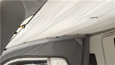Outwell Caravan Awning Roof Lining 2018 Designed to fit the Nordic Coast range of Awnings from Outwell. - Click to view a larger image