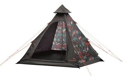 Easy Camp Nightshade Tipi Tent 2018  - Click to view a larger image
