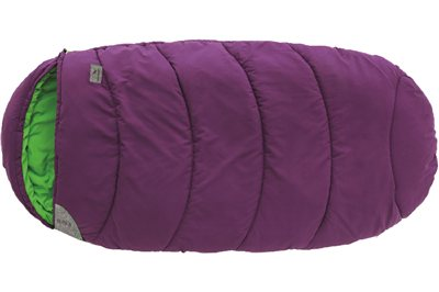 Easy Camp Ellipse Junior Sleeping Bag 2018  - Click to view a larger image