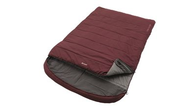Outwell Colibri Lux Double Sleeping Bag 2018  - Click to view a larger image