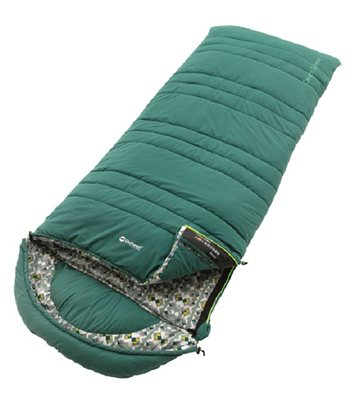 Outwell Camper Supreme Sleeping Bag 2019  - Click to view a larger image