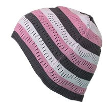 White Rock - Classic Stripe Beanie Hat