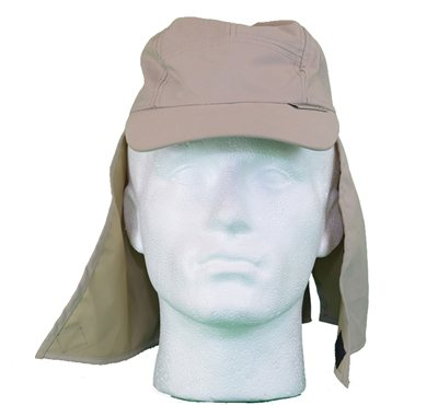 White Rock Baseball Cap with Flaps