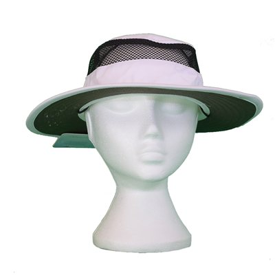 White Rock Outback Hat - with Mesh  - Click to view a larger image