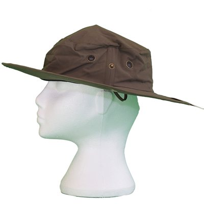 White Rock Outback Hat Khaki Green  - Click to view a larger image