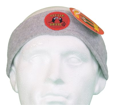 White Rock Little Devil Fleece Headband  - Click to view a larger image