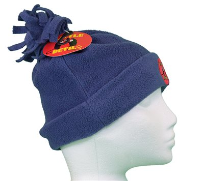White Rock - Little Devil Single Tassle Beanie Hats