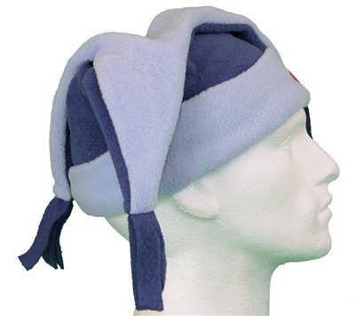 White Rock Little Devil Triple Tassle Beanie Hat