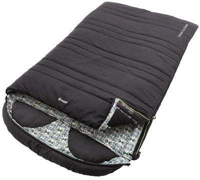 Outwell Camper Lux Double Sleeping Bag  - Click to view a larger image