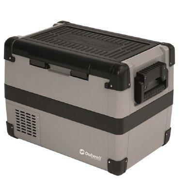 Outwell ECOcool 35L 12V//230V Cool Box Slate Grey UK