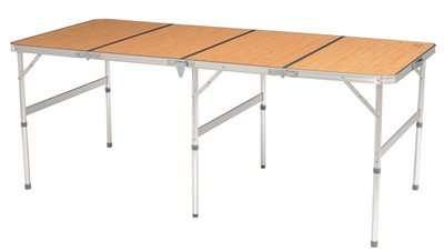Easy Camp Laval Bamboo Table 2018