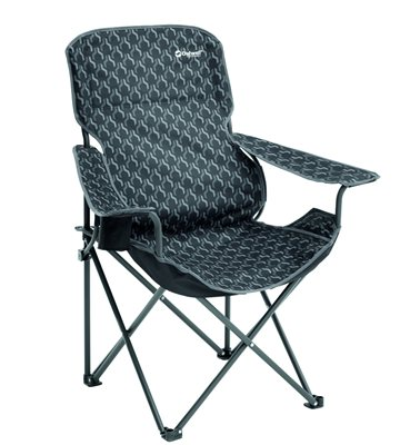 Outwell Black Hills Folding Chair 2018  - Click to view a larger image