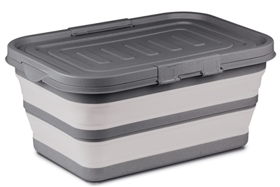 K&a Collapsible Storage Box 2018 - Click to view a larger image  sc 1 st  C&ing World & Kampa Collapsible Storage Box 2018 | CampingWorld.co.uk
