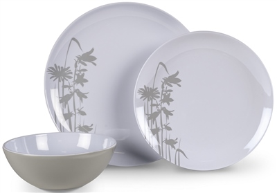 Kampa Meadow Heritage Dinner Set 2019  - Click to view a larger image