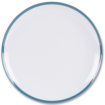 Kampa Dusk Blue Heritage Dinner Plate 2019  - Click to view a larger image