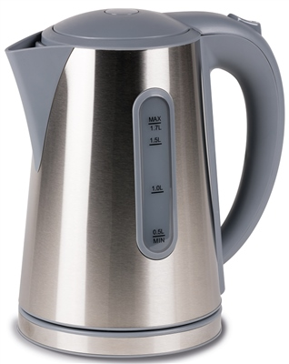 Kampa Dometic Modern Stainless Steel Electric Kettle 2019  - Click to view a larger image