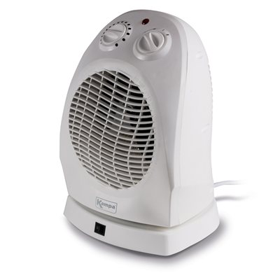 Kampa Mistral Oscillating Fan Heater 2018  - Click to view a larger image