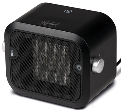 Kampa - Cuboid Fan Heater 2019