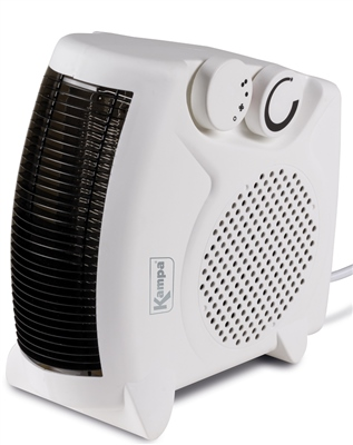 Kampa Bora Fan Heater   - Click to view a larger image