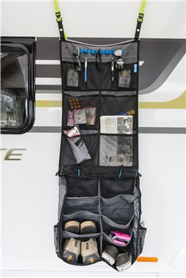 Kampa Pro Tall Organiser 2019  - Click to view a larger image