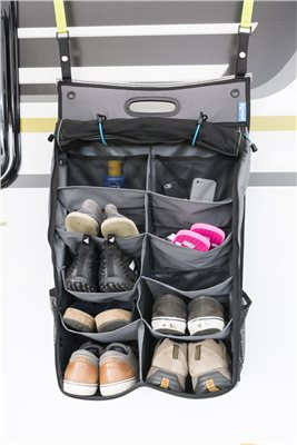 Kampa Pro Shoe Organiser 2019  - Click to view a larger image