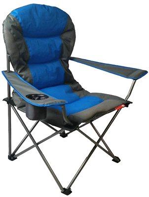 Crusader Tahiti Padded High Back Chair
