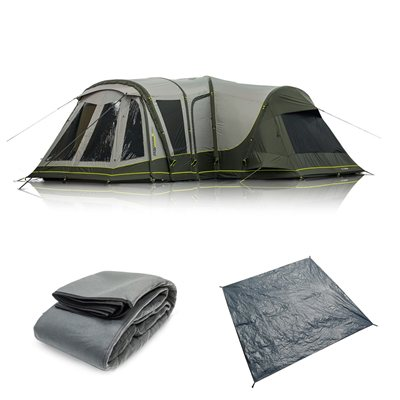 Zempire Aerodome 3 PRO Air Tent Package Deal 2019  - Click to view a larger image
