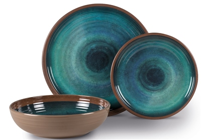 Kampa Java Dinner Set   - Click to view a larger image