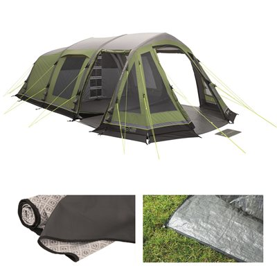 Outwell - Penticton 5AC Air Tent Package Deal 2018