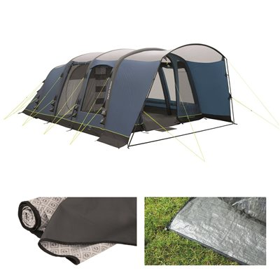 Outwell Flagstaff 6A Air Tent Package Deal 2018  sc 1 st  C&ing World & Outwell Flagstaff 6A Air Tent Package Deal 2018 | CampingWorld.co.uk