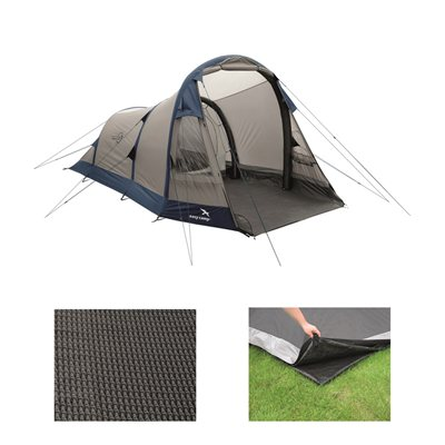 Easy Camp Blizzard 300 Air Tent Package Deal 2018