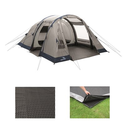 Easy Camp Tempest 500 Air Tent Package Deal 2018