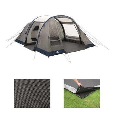Easy Camp Tempest 600 Air Tent Package Deal 2018  - Click to view a larger image