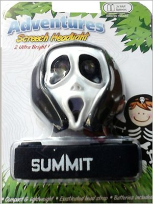 Summit Adventure Kids Head Light 2018  - Click to view a larger image
