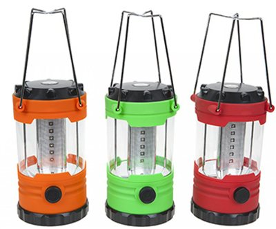 Summit 18 LED Lantern with Dimmer Function