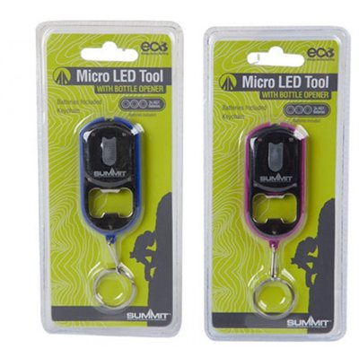 Summit Micro LED Tool with Bottle Opener 2018  - Click to view a larger image