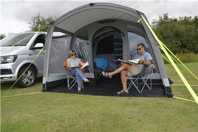 Kampa Dometic Touring AIR VW Driveaway Motorhome Awning 2020  - Click to view a larger image