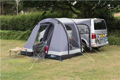 Kampa Trip Air Driveaway Awning 2019  - Click to view a larger image