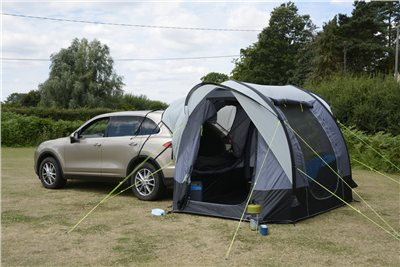 Kampa Tailgater Driveaway Awning 2019  - Click to view a larger image