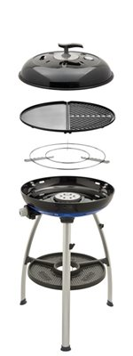 Cadac Carri Chef 2 BBQ / Plancha Combo 2018  - Click to view a larger image