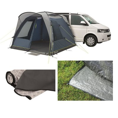Outwell Milestone Pace Awning Package Deal 2018  - Click to view a larger image